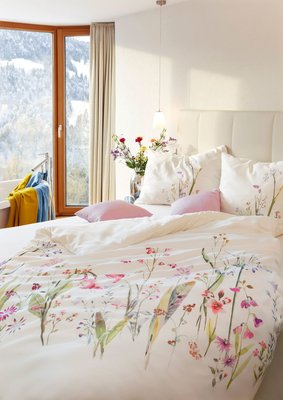 Buy Bedclothes Tensel Hefel Luxury Fleur