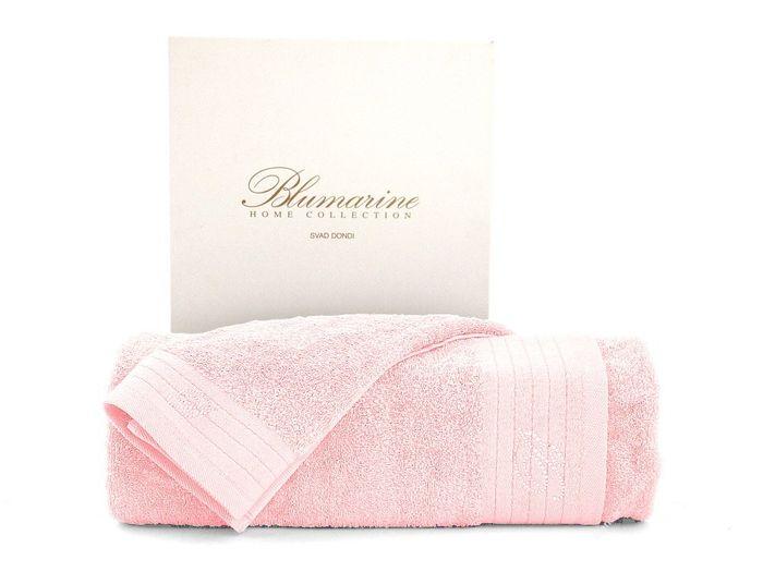 ᐈ elite towels blumarine crociera crystal set cotton light pink