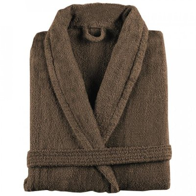 Buy Dressing gown terry Sorema New Plus Taupe